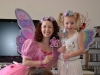 """We had a brilliant and unforgettable experience with Fairy Twinkletoes helping us celebrate Hannah's 4th birthday party recently. Fairy Twinkletoes was so thoughtful in her letter and phone call to my daughter leading up to her birthday and she organised some beautiful rainbow fairy wings, headband and wand on the day to make my daughter feel very special. We all loved the show as she was funny, constantly engaging the children with her magic and jokes and there was so much happiness and laughter in the room! None of our guests had ever seen the fairy before and so it was all new and wonderful for them too. Everyone told me how much they enjoyed the show. Fairy Twinkletoes had balloons for all the children and posed for as many photos as anybody wanted. Fairy Twinkletoes was highly organised, prompt, quick to set up/pack up and she even stayed for the cutting of the cake. We could not have asked for a more delightful, happy and enthusiastic fairy and entertainer for the girls and boys. I would highly recommend Fairy Twinkletoes for your party - you will all be highly impressed.  Thanks Fairy Twinkletoes!  Love Sandy (and Hannah)"""